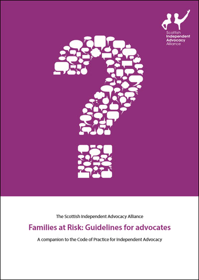 Families at Risk Guidelines