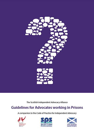 Prison Advocacy Guidelines