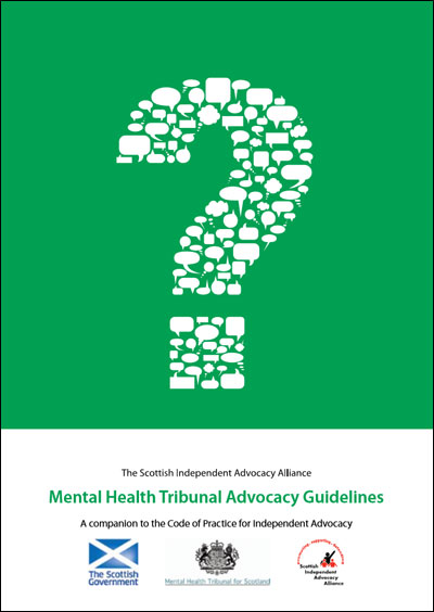 Mental Health Tribunal Advocacy Guidelines